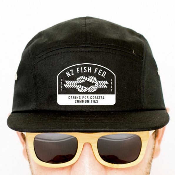 NZ Fish Fed Cap